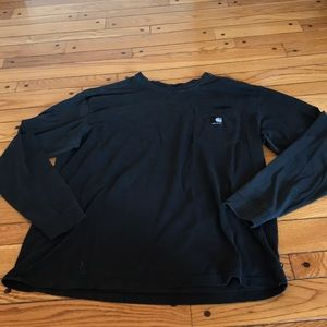 Perfect condition black carhartt long sleeve